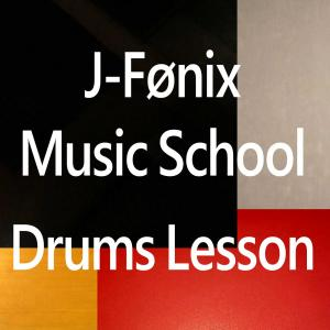 J-Fenix Music School Drums Lesson